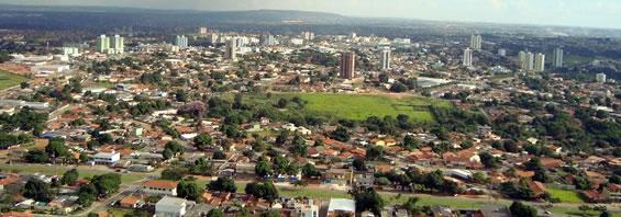 Aparecida de Goiânia Goiás fonte: www.encontraaparecidadegoiania.com.br